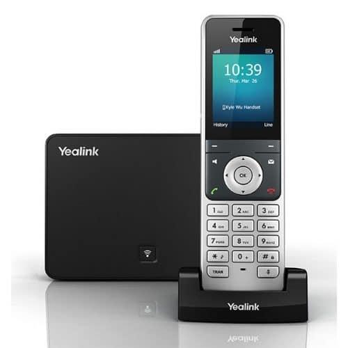 Telefonía IP Yealink DECT W56P