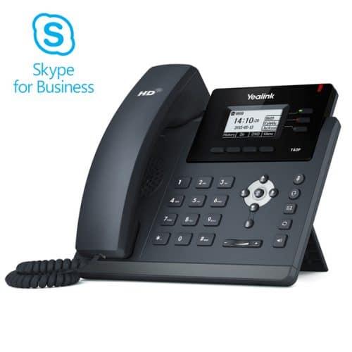 Telefonía IP Yealink SIP T40P