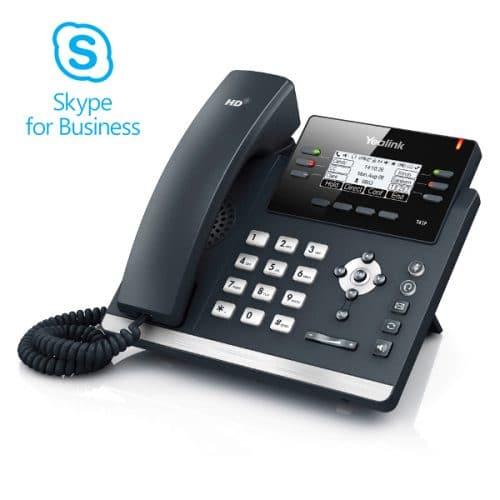 Telefonía IP Yealink SIP T41P