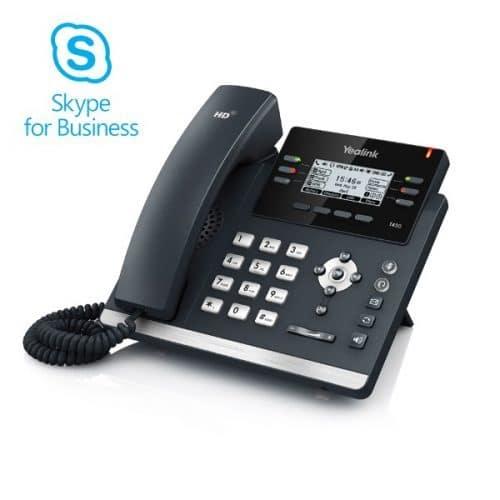 Telefonía IP Yealink SIP T42G