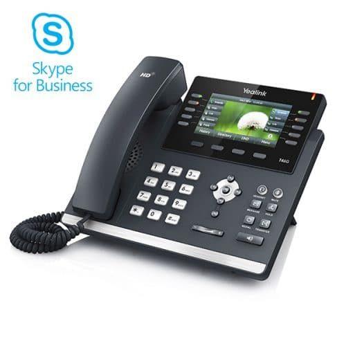 Telefonía IP Yealink SIP T46G