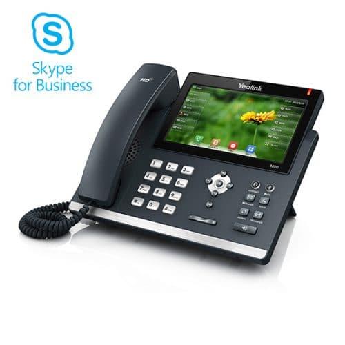 Telefonía IP Yealink SIP T48G