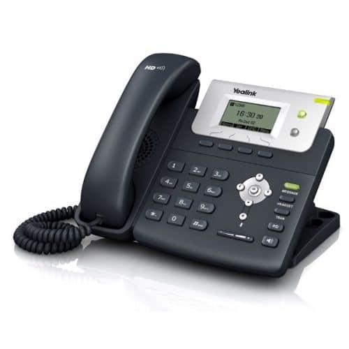Los Mejores en Telefonía IP Yealink T21P