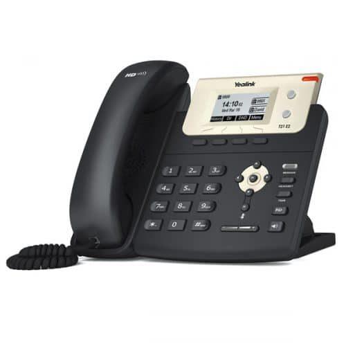 Telefonía IP Yealink T21P E2