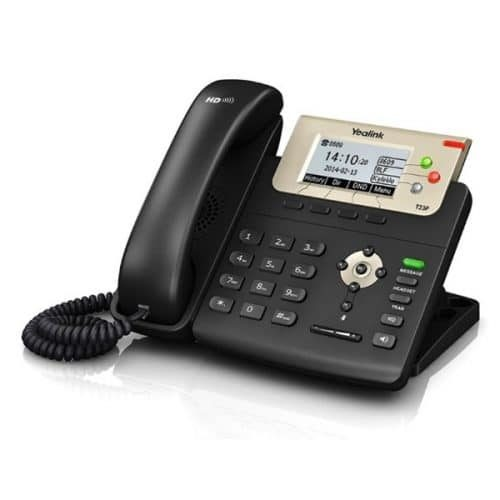 Telefonía IP Yealink T23P