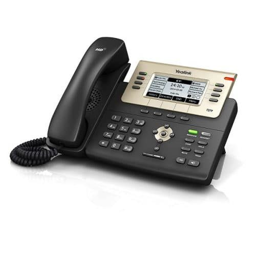 Telefonía IP Yealink T27P