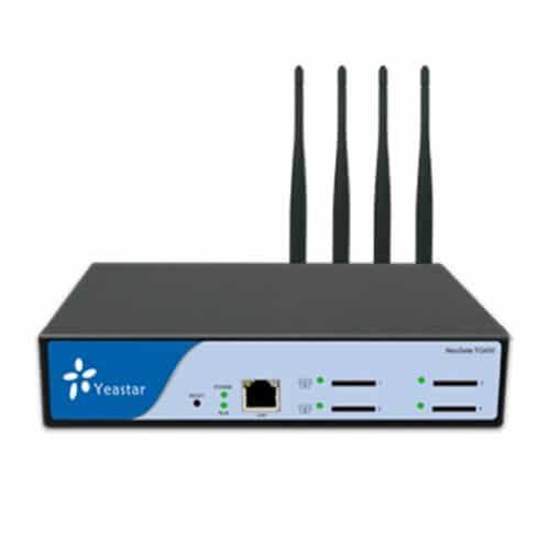 Telefonía IP Yeastar TG400