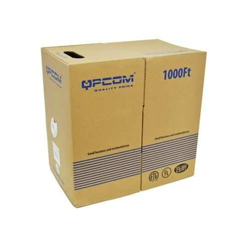 Cableado estructurado Qpcom Categoria 5E 65804A