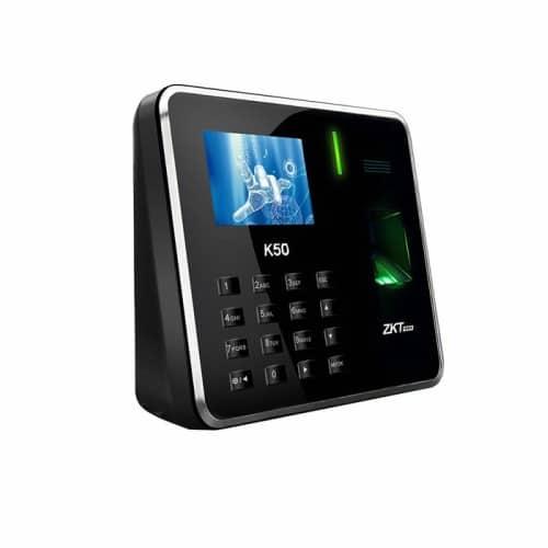 Biométricos ZKTeco K50